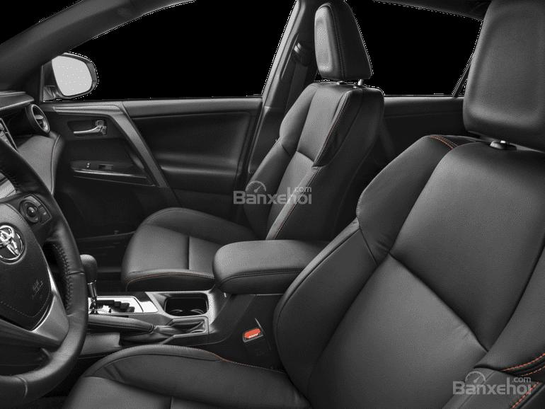 So sánh Honda CR-V 2018 và Toyota RAV4 2018 về ghế ngồi 4a