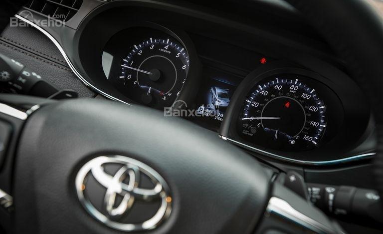 Đánh giá xe Toyota Avalon 2017: Loạt trang bị tiện nghi tiêu chuẩn cao cấp a1
