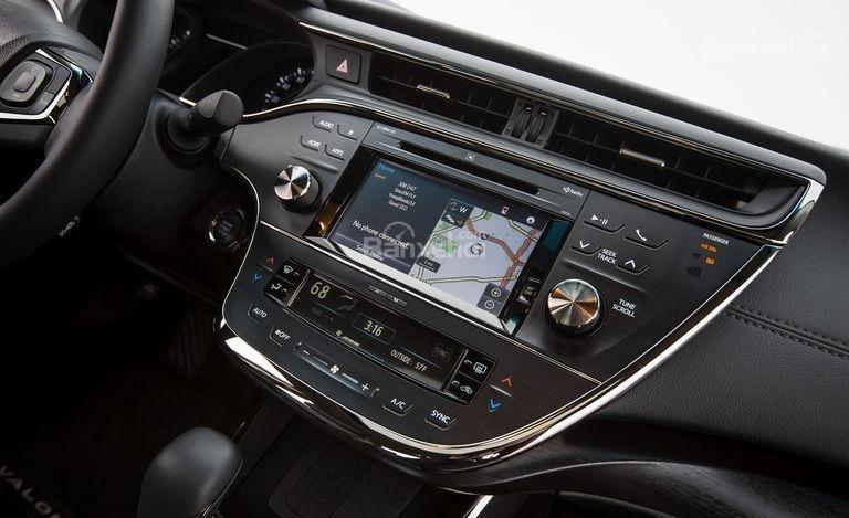 Đánh giá xe Toyota Avalon 2017: Loạt trang bị tiện nghi tiêu chuẩn cao cấp a3