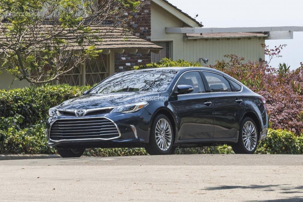 Đánh giá xe Toyota Avalon 2017 về thiết kế/