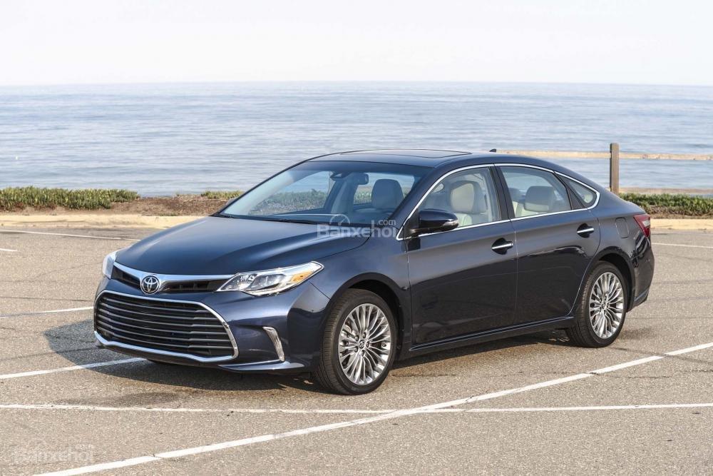 Đánh giá xe Toyota Avalon 2017 về động cơ.