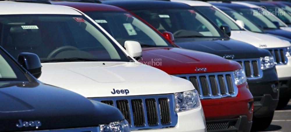 ô tô Jeep Compass