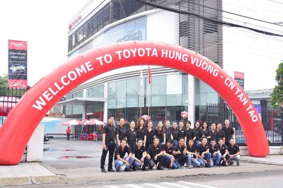 Toyota Hùng Vương – CN Tân Tạo (2)