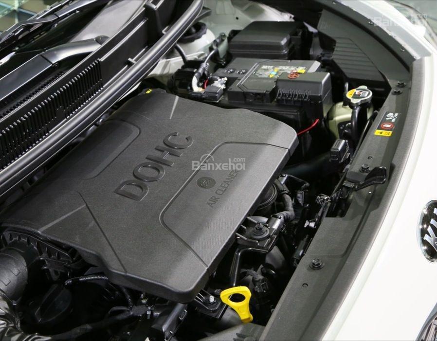 Kia Morning 2018 tiêu chuẩn có 2 tùy chọn động cơ.