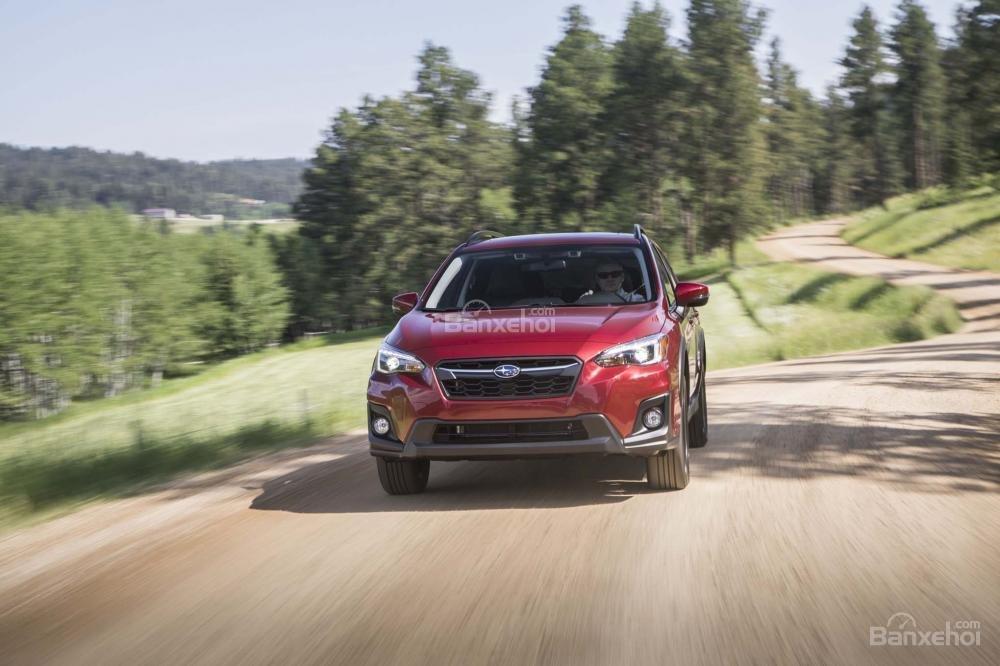 Đánh giá xe Subaru XV 2018: Hộp số tự động giúp xe vận hành tốt hơn.
