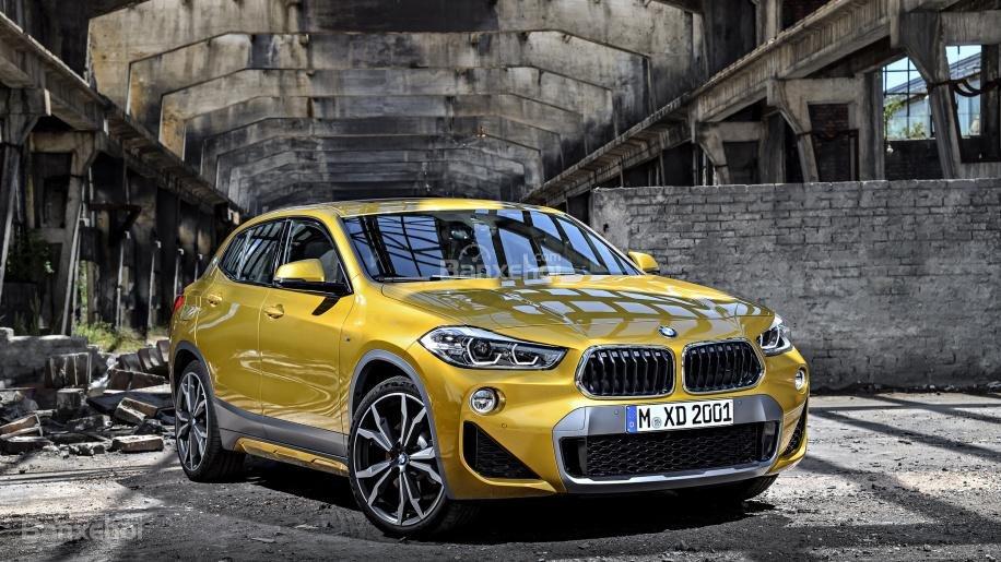 Đánh giá xe BMW X2 2018: SUV hoàn toàn mới mang tham vọng lật đổ Mercedes GLA và Audi Q3 a6