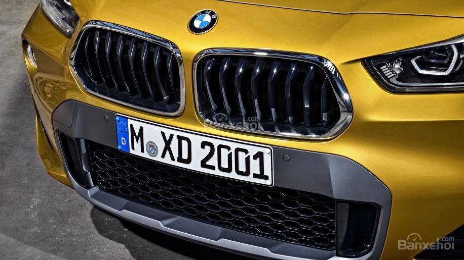 Ảnh chi tiết của BMW X2 2018 hoàn toàn mới a9