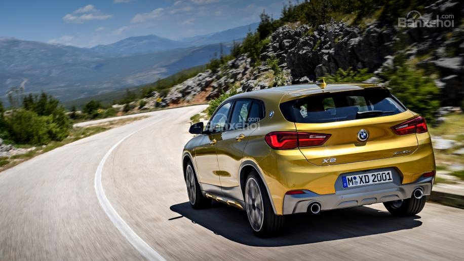 Đánh giá xe BMW X2 2018: SUV hoàn toàn mới mang tham vọng lật đổ Mercedes GLA và Audi Q3 a3