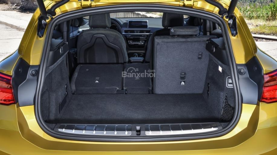Ảnh chi tiết của BMW X2 2018 hoàn toàn mới 1a8
