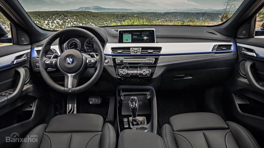 Ảnh chi tiết của BMW X2 2018 hoàn toàn mới a14