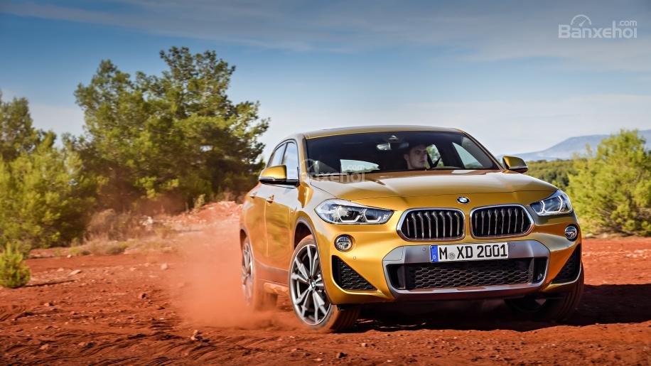 Đánh giá xe BMW X2 2018: SUV hoàn toàn mới mang tham vọng lật đổ Mercedes GLA và Audi Q3 a11
