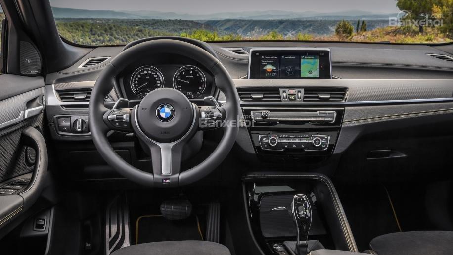 Đánh giá xe BMW X2 2018 1
