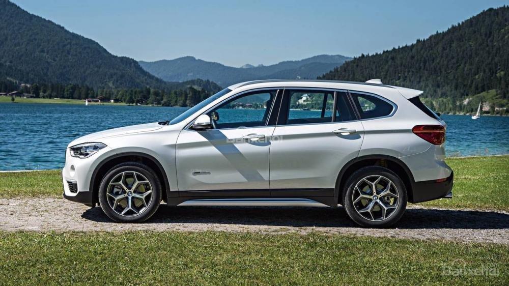 Thân xe BMW X1