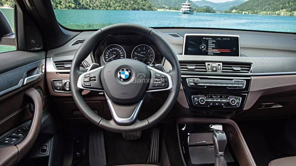 Nội thất BMW X1