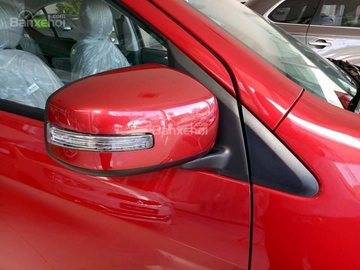Bán Mitsubishi Attrage số sàn đời 2018, màu đỏ, Xe 5 chỗ số sàn Mitsubishi (12)