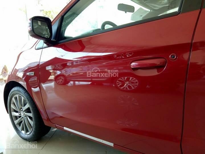 Bán Mitsubishi Attrage số sàn đời 2018, màu đỏ, Xe 5 chỗ số sàn Mitsubishi (9)