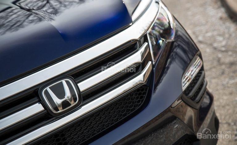 Lưới tản nhiệt xe Honda Pilot 2017