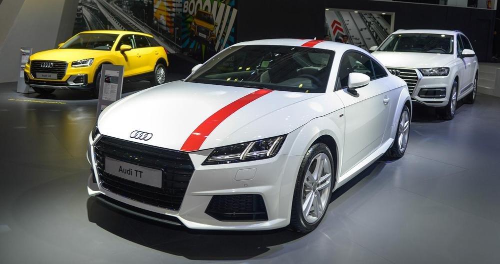 Audi hỗ trợ 50% phí trước bạ cho khách hàng mua xe trong tháng 10/2017.