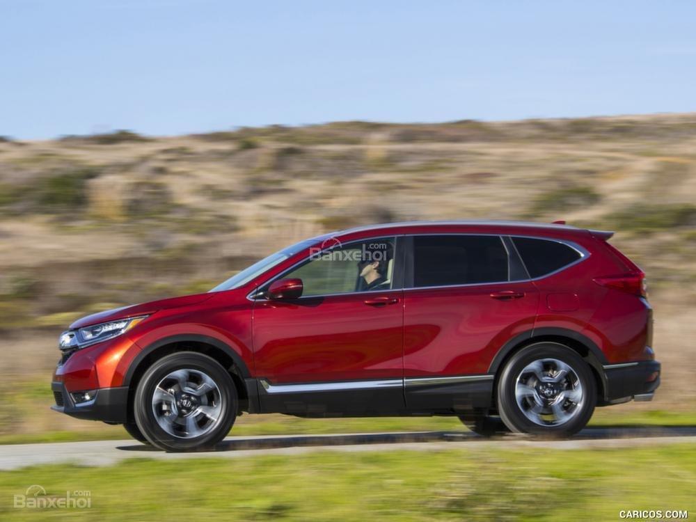 So sánh xe Honda CR-V 2018 và Ford Escape 2018 về độ an toàn.