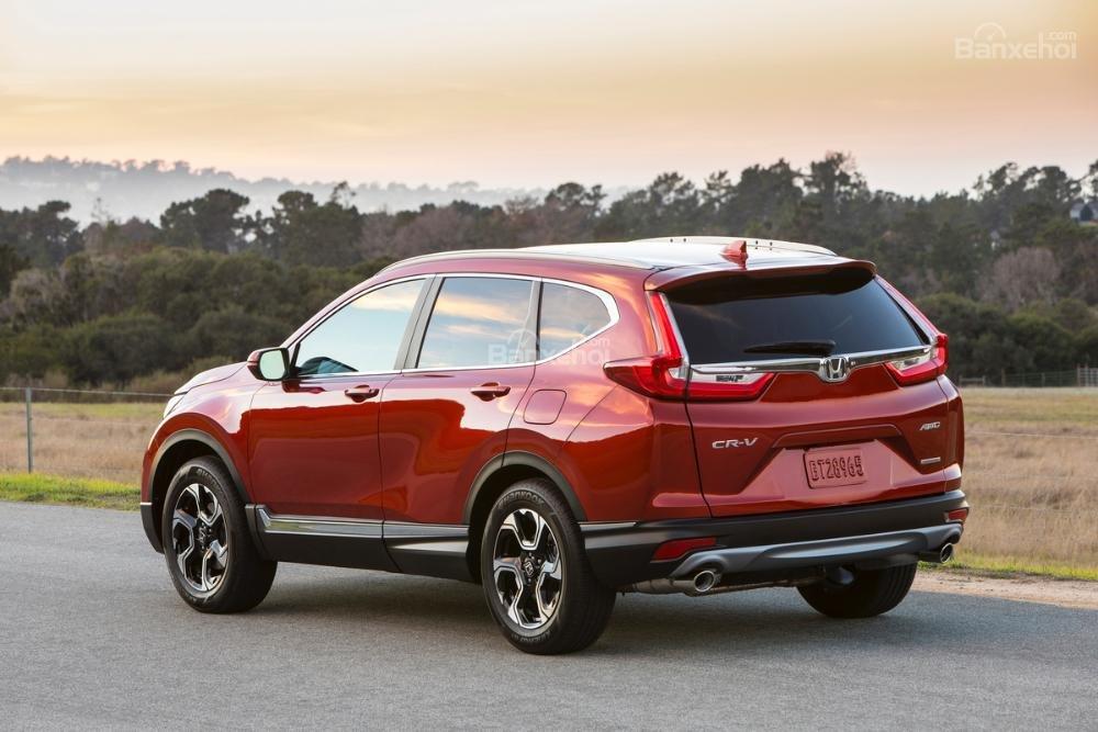 So sánh xe Honda CR-V 2018 và Ford Escape 2018 về độ tin cậy.