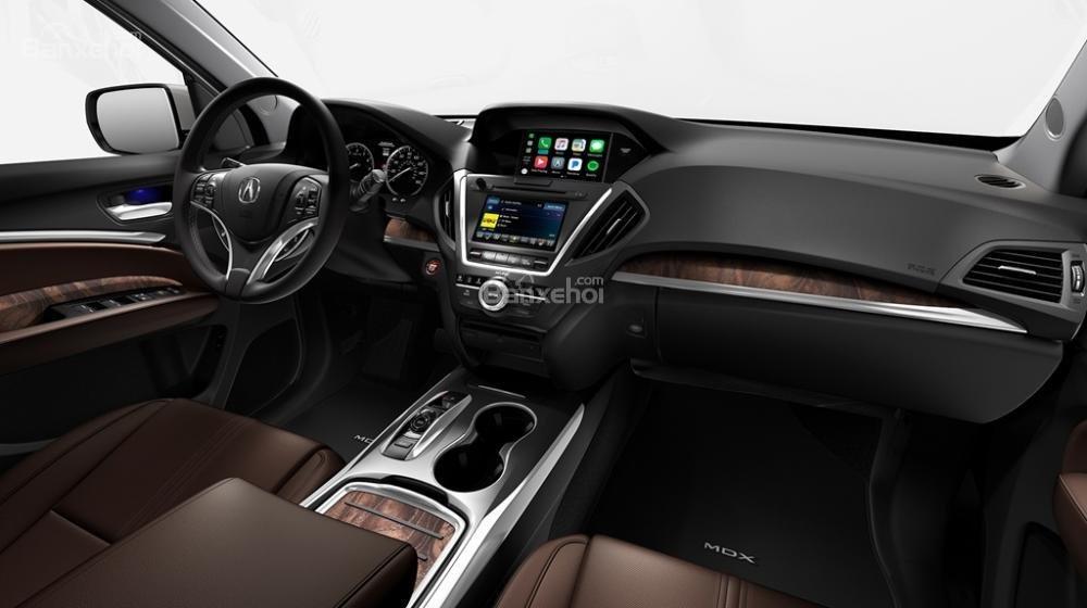 Đánh giá xe Acura MDX 2018: Đầy đủ các loại trang bị tiện ích .