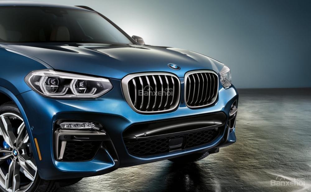 Lưới tản nhiệt xe BMW X3 2018