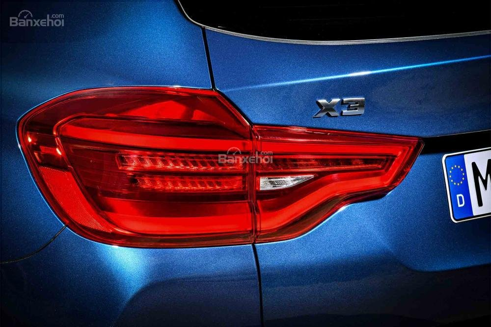 Đèn hậu xe BMW X3 2018