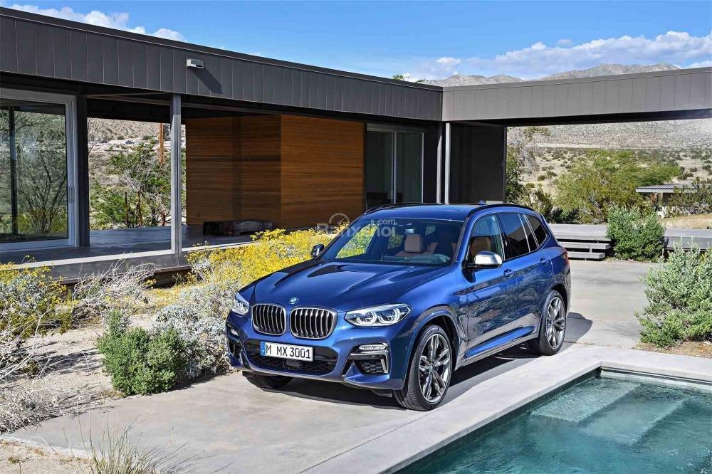 Đánh giá xe BMW X3 2018 thế hệ mới nhất: Dành cho khách mê chất Đức, mê công nghệ /