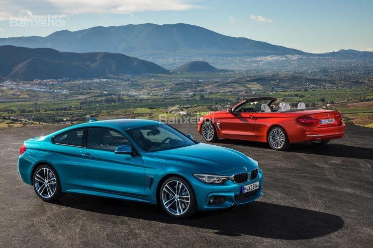 So sánh xe Audi A5 2018 và BMW 4 Series 2018 về độ tin cậy.