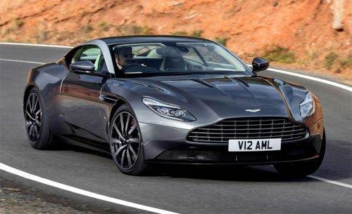 Anh Quốc đang phát cuồng vì siêu xe, xe sang.