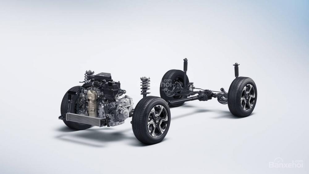 Đánh giá ưu nhược điểm Honda CR-V 2018 bản 5 chỗ nhập Mỹ a11