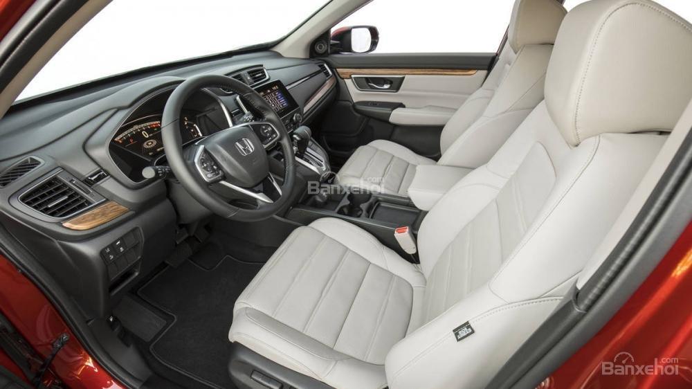 Đánh giá ưu nhược điểm Honda CR-V 2018 bản 5 chỗ nhập Mỹ a9