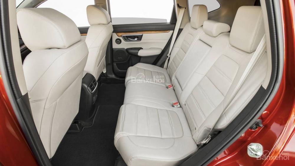 Đánh giá ưu nhược điểm Honda CR-V 2018 bản 5 chỗ nhập Mỹ a10