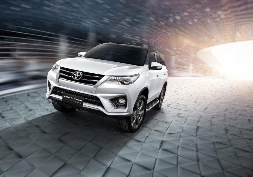 Toyota Fortuner 2018  ổn định.