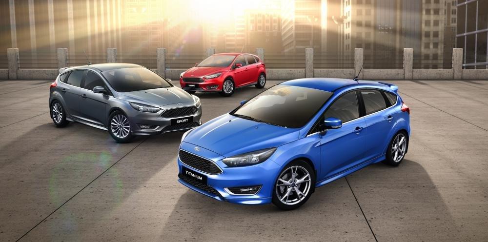 Đến lượt Ford giảm giá hàng loạt, có cả Ford EcoSport a1
