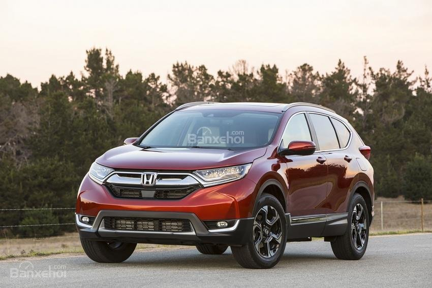 So sánh xe Honda CR-V 2018 và Nissan X-Trail 2018 về độ tin cậy.