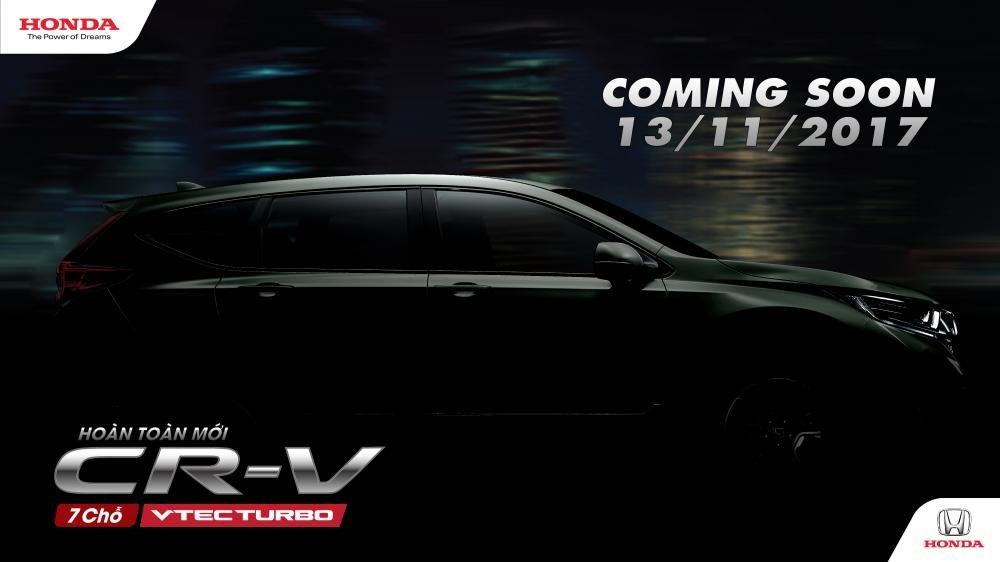 Honda CR-V 7 chỗ đã bắt đầu được đặt hàng với giá chỉ từ 950 triệu đồng a2