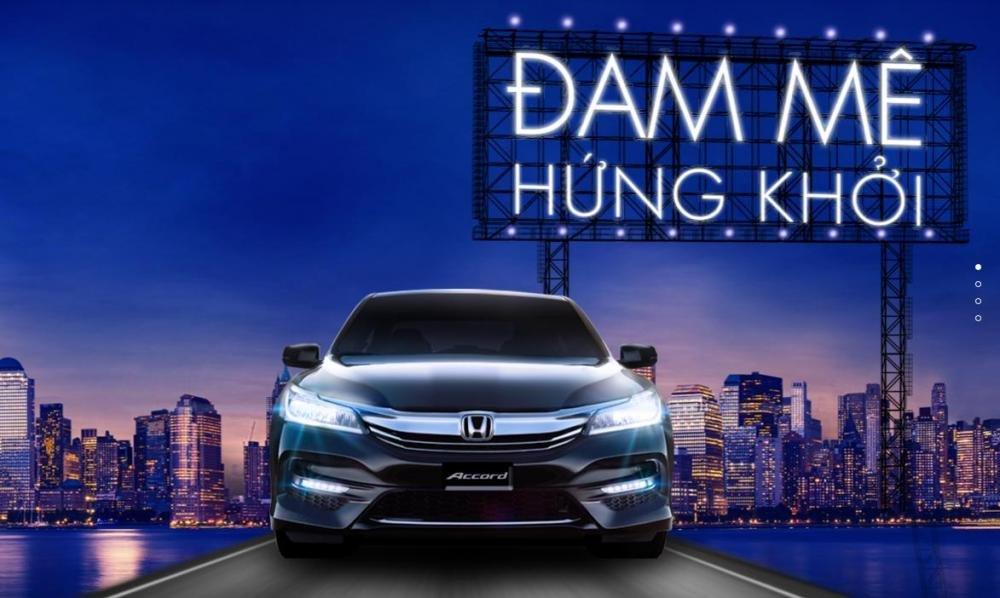 Đầu tháng 11/2017, ô tô Honda giảm giá 100 triệu.