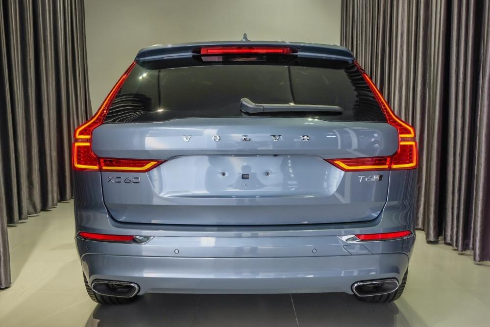 Hình ảnh đuôi xe Volvo XC60 2018