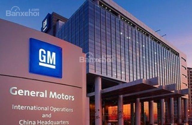 Tháng 10/2017: General Motors lập kỷ lục doanh số tại Trung Quốc.