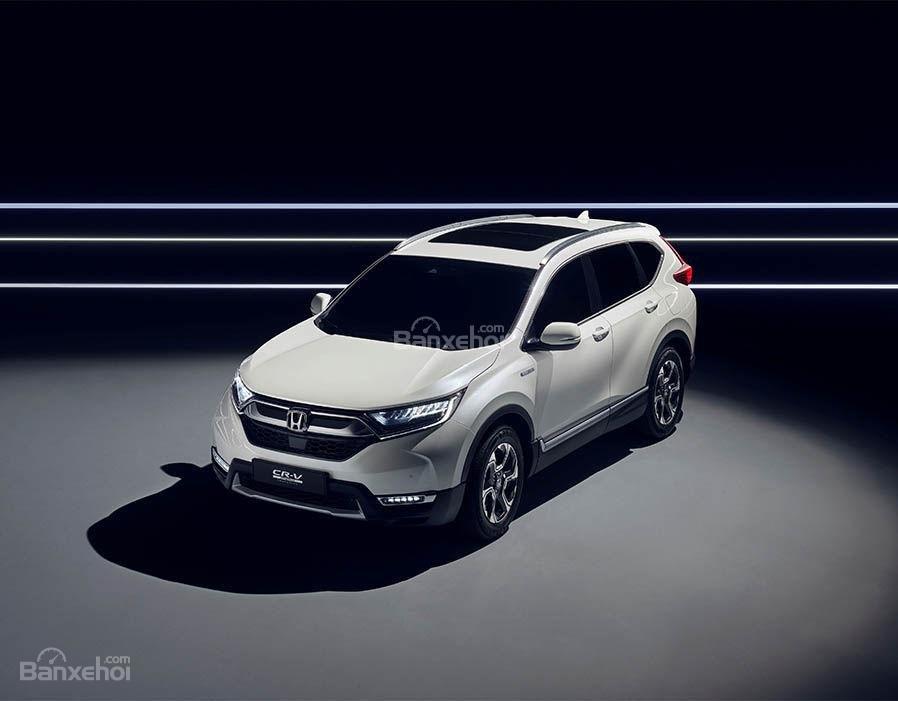 Đánh giá xe Honda CR-V Hybrid 2017 về giá bán