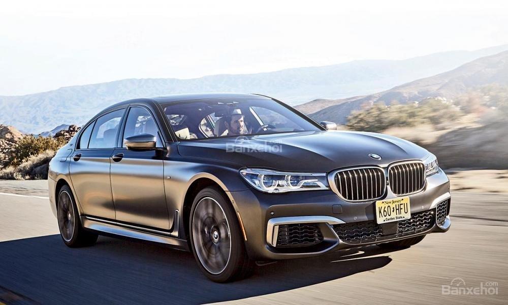 Qúy III/2017: Lợi nhuận trước thuế BMW giảm 5,9%.