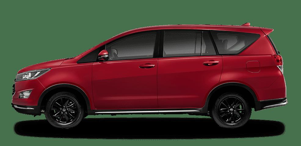 Thân xe Toyota Innova Venturer 2018