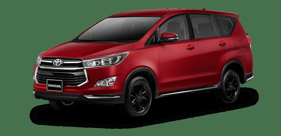 Đầu xe Toyota Innova Venturer 2018