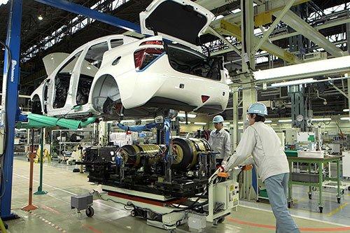 Chính sách bất ổn, bao giờ ngành công nghiệp ô tô mới có thể phát triển? a2