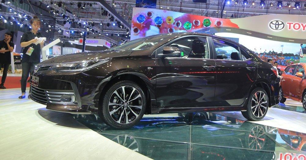 """Toyota Việt Nam """"thay máu"""" hàng loạt để đấu với Thaco a3"""