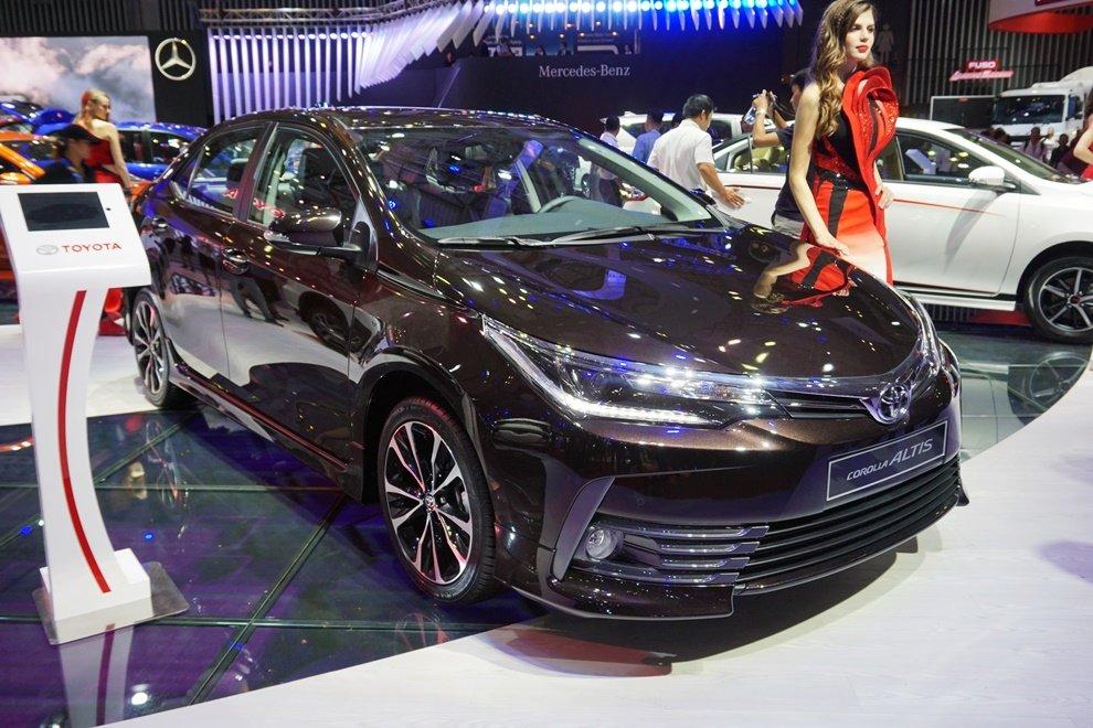 """Toyota Việt Nam """"thay máu"""" hàng loạt để đấu với Thaco a2"""