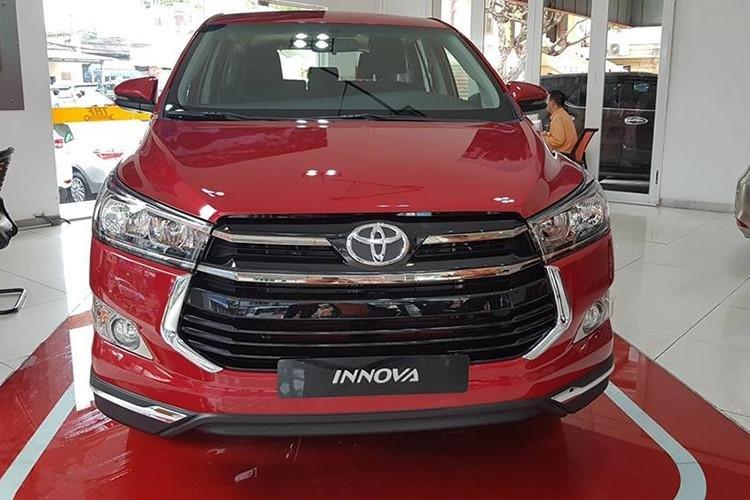 """Toyota Việt Nam """"thay máu"""" hàng loạt để đấu với Thaco a5"""
