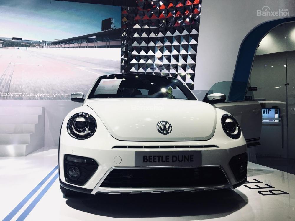 [Volkswagen Saigon] - Bán Volkswagen Beetle Dune xe huyền thoại nước Đức (2)