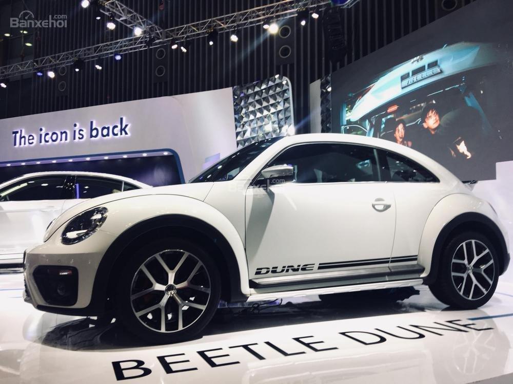 [Volkswagen Saigon] - Bán Volkswagen Beetle Dune xe huyền thoại nước Đức (1)